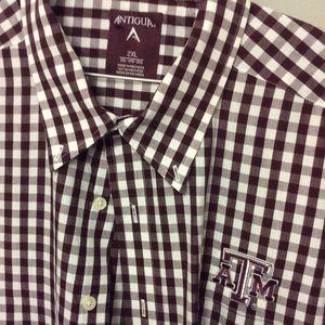 Texas A&M University Polo Shirt